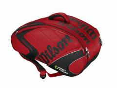 Wilson Eco Pro Tour Six Pack Bag