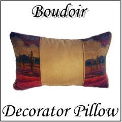 Decorator Pillow - Boudoir