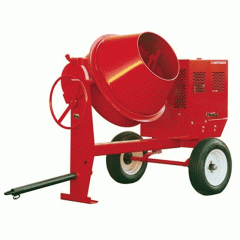 Multiquip Steel-Drum Concrete Mixers