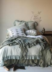 Linen Whisper duvet cover