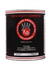 #600: White Fine Rubbing Compound (Paste)