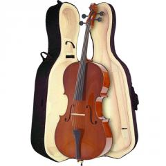 Palatino Allegro VC-455 1/2 Size Cello with Case