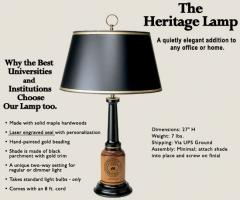The Heritage Lamp