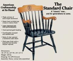 Classic Standard Chair