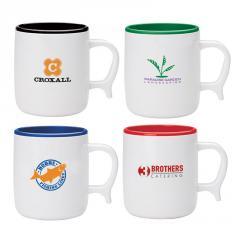 KM2901: Pesaro 10 oz. PLA Mug