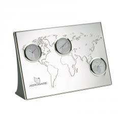 EC1106: Pianeta 3-Zone Desk Clock