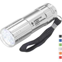 Blaze Flashlight with 9 Ultra Bright LEDs