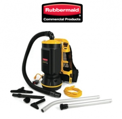Rubbermaid Commercial Backpack Vacuum Cleaner