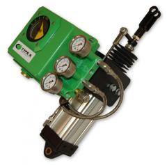 Linear Damper Drive CT Series