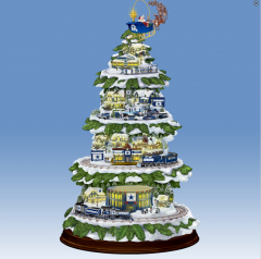 Cowboys Village Christmas Tree