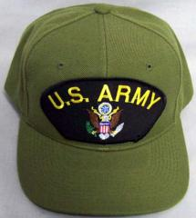 Military Embroidered Cap ........ US Army - Army