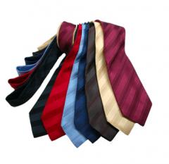 Barbara Blank Premium Tonal Stripe Tall Man Silk