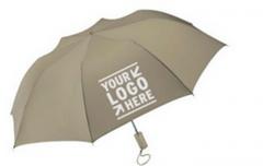 Barrister Auto Open Folding Umbrella