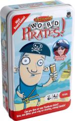 Word Pirates Mini Board Game