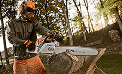 Chain Saw Protective Apparel