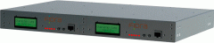 Multifunction relay-to-relay fiber optic control