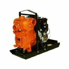 High-Pressure Centrifugal Pumps