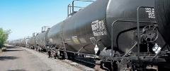 Tank Cars Rail Equipment