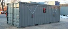 20 Foot IP-1 Cargo Container