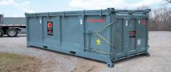 25 Cubic Yard Type A/7A Intermodal Container