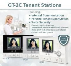GT Series Multi-Tenant Color Video Entry Security