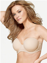 Red Carpet Strapless Underwire Bra