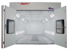 Zephyr is an economically Priced Spray Booth