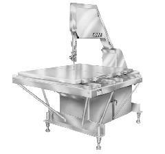 BIRO® Model 4436-D13B Meat Saw