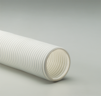 Medium Weight White Thermoplastic Rubber Hose