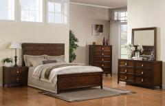 Samuel Lawrence Bayfield 6 Pc Cal King Bedroom Set