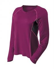 Champion Double Dry Fitness Long-Sleeve Women's