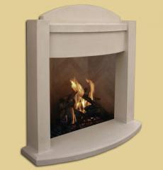 Cosmopolitan mantels for fireplace