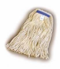 Narrow Band Cut-End Cotton Mop Head