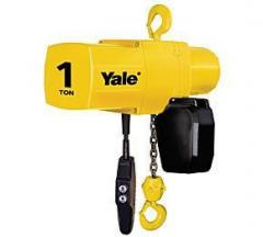 Electric Chain Hoist, Yale