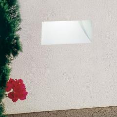 RECESSED Hole In The Wall Light Niche For Exterior