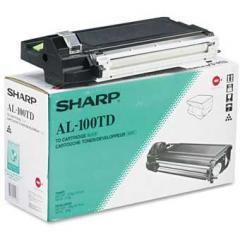 Sharp Toner Cartridge AL-100TD - Genuine Sharp