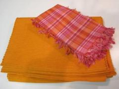 Cheery Placemats and Napkins