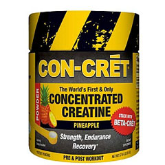 CONCRET Concentrated Creatine Powder - Pineapple -