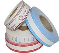 Currency Banding Rolls