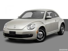 Volkswagen Beetle Coupe 2.5L Car