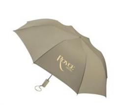 F702 Barrister Auto-Open Folding Umbrella