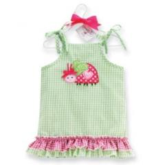 Dress Lady Bug 0-6 Months