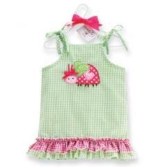 Dress Lady Bug 0-6 Months