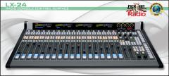 LX-24 Console Control Surface