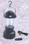 Two Tubes Florescent Lantern