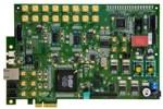 Lattice ECP3 Serial Protocol Evaluation Board