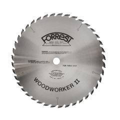 Forrest WW16407170 Woodworker II Saw Blade,