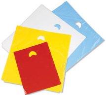 Premium low density plastic merchandise bags