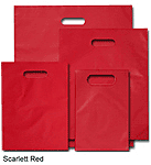 Frosted Opaque Merchandise Bags
