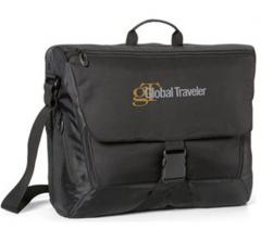 90449 Life in Motion Computer Messenger Bag